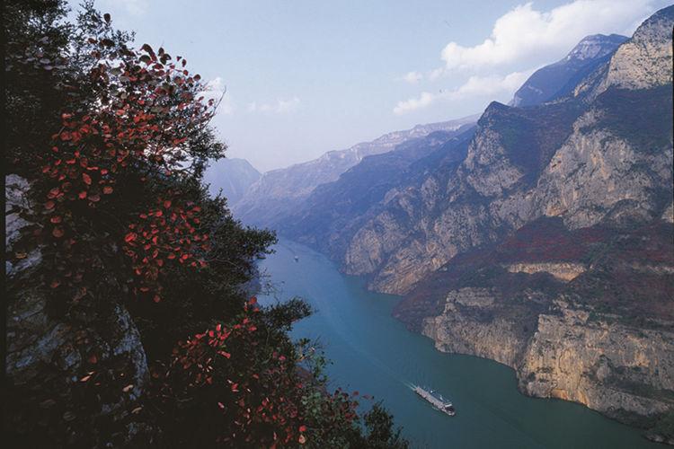 重庆出发到宜昌长江三峡3星国内游轮单程3日精品游(万州登船,顺道游)