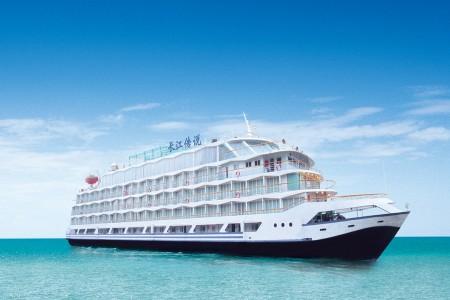 长江传说号游轮宜昌到重庆5天4晚长江三峡涉外游轮船票